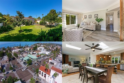 Encinitas Single Family Home For Sale: 1010 Arden Dr