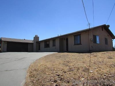 Valley Center Single Family Home For Sale: 29265 Twain Way