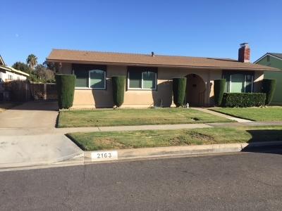 Escondido Single Family Home For Sale: 2163 Montemar