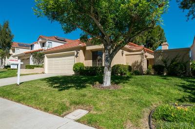 Single Family Home For Sale: 15264 Avenida Rorras