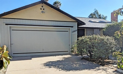 Poway Single Family Home For Sale: 12829 Soule St