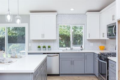 Oceanside Single Family Home For Sale: 4821 Glenhaven