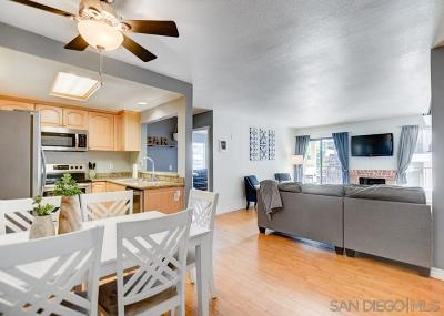San Diego Attached Pending: 2950 Broadway #23