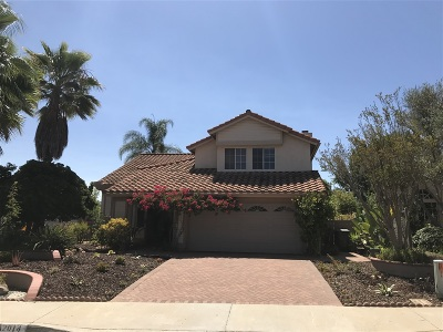 Escondido Single Family Home For Sale: 2014 Arborwood