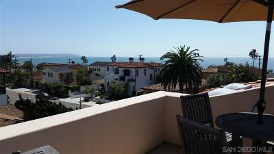 La Jolla Single Family Home For Sale: 5353 Chelsea
