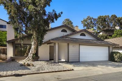 Escondido Single Family Home For Sale: 1686 Madrone Glen
