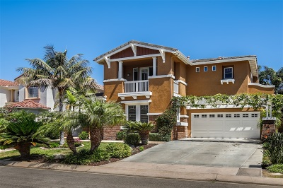 Encinitas CA Single Family Home For Sale: $1,399,900