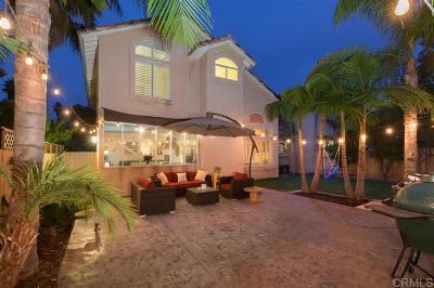Oceanside Single Family Home For Sale: 1557 Avenida Guillermo