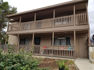 San Diego Multi Family 2-4 For Sale: 3529-37 46th Street