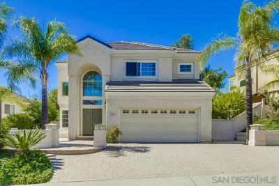 San Diego Single Family Home For Sale: 11707 Windcrest Lane