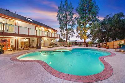 La Mesa Single Family Home For Sale: 5026 Helix