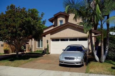 San Diego CA Single Family Home For Sale: $1,190,000