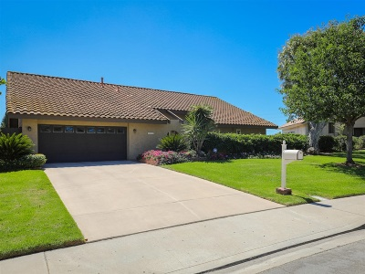Bonita Single Family Home For Sale: 3256 Casa Bonita Drive