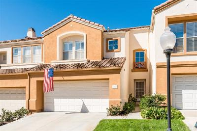 Carlsbad Townhouse For Sale: 1565 Cormorant Dr