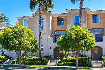 San Diego Townhouse Sold: 2249 Historic Decatur Road #82