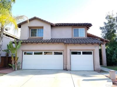 Riverside County Single Family Home For Sale: 29771 Orchid Ct.