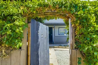 San Diego Single Family Home For Sale: 529 Toyne