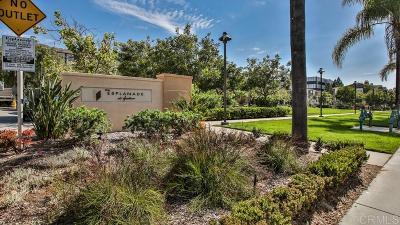 San Diego Townhouse For Sale: 8744 Esplanade Park Lane