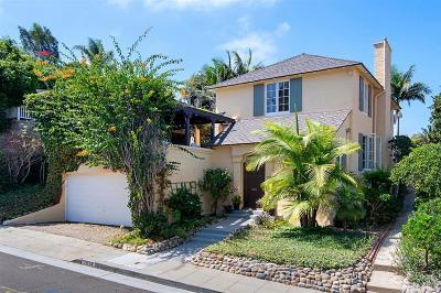 La Jolla CA Single Family Home For Sale: $2,995,000