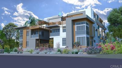 San Diego Attached For Sale: 3648 7th Avenue #D