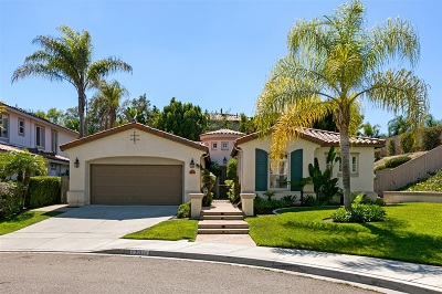 Carlsbad Single Family Home For Sale: 3011 Corte Tilo