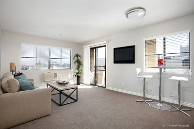 San Diego Attached For Sale: 4077 3rd Avenue #305