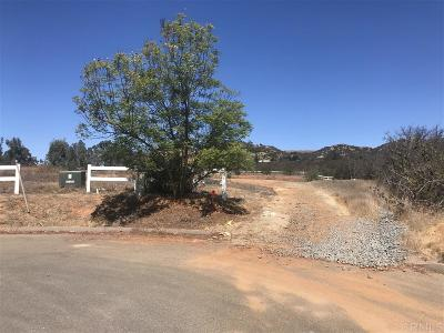 Valley Center Residential Lots & Land For Sale: 15007 Kensal Ct #51