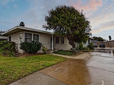 Carlsbad Multi Family 2-4 For Sale: 165&167 Tamarack