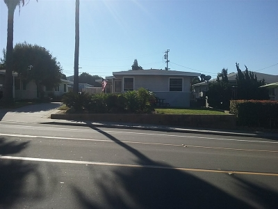 Carlsbad Multi Family 2-4 For Sale: 159&161 Tamarack