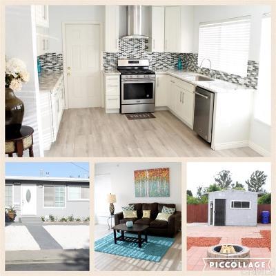 San Diego Single Family Home For Sale: 2631 Balsa St