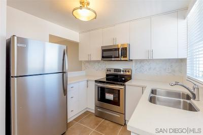 San Diego Attached For Sale: 2828 University Ave #401