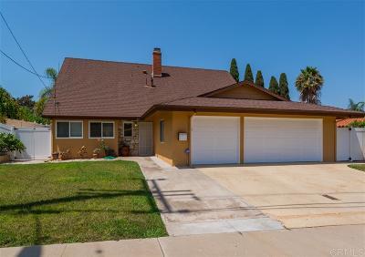 Chula Vista Single Family Home For Sale: 17 Sandalwood Drive