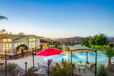 San Diego County Single Family Home For Sale: 12610 Wildcat Canyon Road