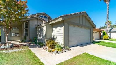 Murrieta, Temecula Single Family Home For Sale: 41417 Avenida De La Renia