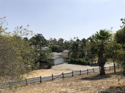 Vista CA Single Family Home For Sale: $459,000