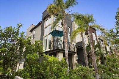 San Diego Townhouse For Sale: 2432 Via Alta