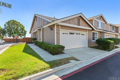 Carlsbad CA Townhouse For Sale: $545,000
