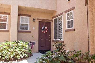 Rental For Rent: 6289 Avenida De Las Vistas #4