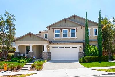 La Mesa Single Family Home For Sale: 8915 McKinley Ct.
