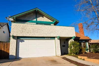 Single Family Home For Sale: 8870 Cassioepia Way