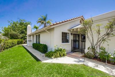 San Diego Single Family Home For Sale: 11299 Redbud Ct