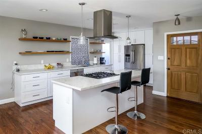 San Diego CA Single Family Home For Sale: $580,000