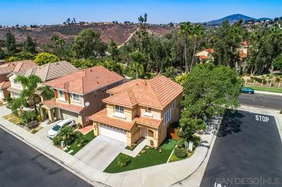 San Diego Single Family Home For Sale: 9709 Kika Ct