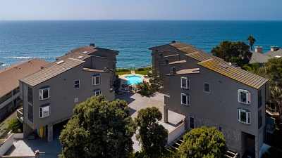 Encinitas CA Attached For Sale: $1,100,000