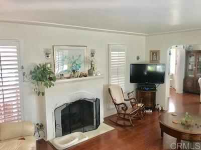 San Diego Single Family Home For Sale: 427 Los Alamos Drive