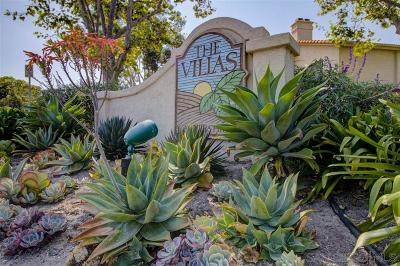Carlsbad Attached For Sale: 3538 Ridgewood Way