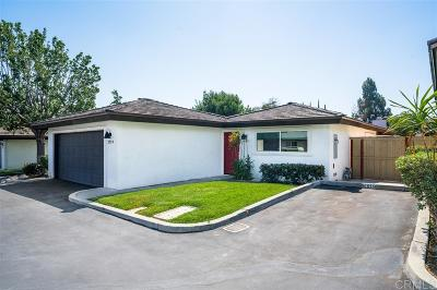 Bonita Single Family Home For Sale: 2919 Saddlewood