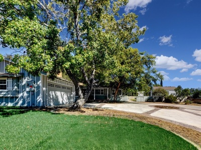 Single Family Home Back On Market: 2036 E Alvarado St