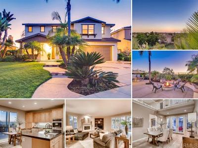 Carlsbad Single Family Home For Sale: 6477 Seaport Place