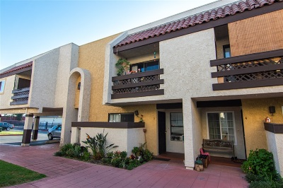 Attached For Sale: 3422 Palm Ave #2
